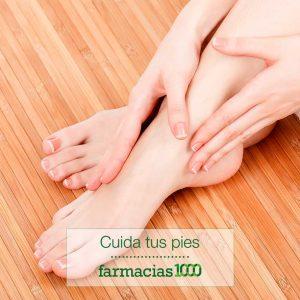 Los mejores productos para tu cuidado de pies.