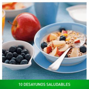 Las claves de un desayuno sano y delicioso ¡Toma nota!