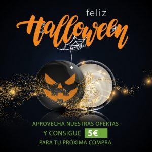 Promoción Halloween 2017