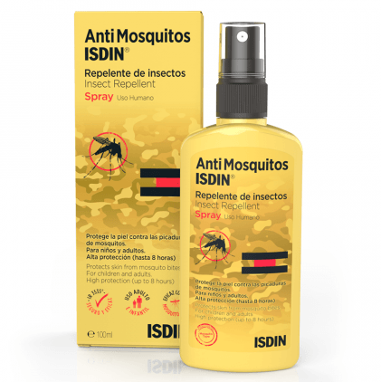 Isdin Repelente de Insectos Spray 100ml