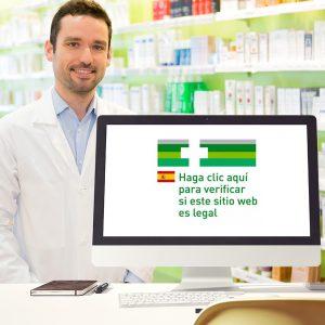 ¿Sabes que ya se pueden comprar medicamentos por internet?