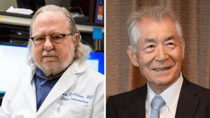 James Allison y Tasuku Honjo reciben el Premio Nobel en Medicina