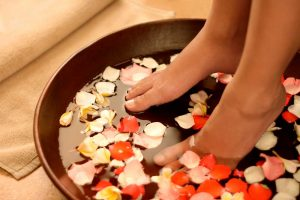Consejos para evitar el olor de pies