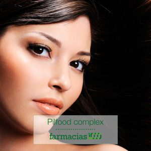 Pilfood complex te ayuda a luchar contra la caída del pelo