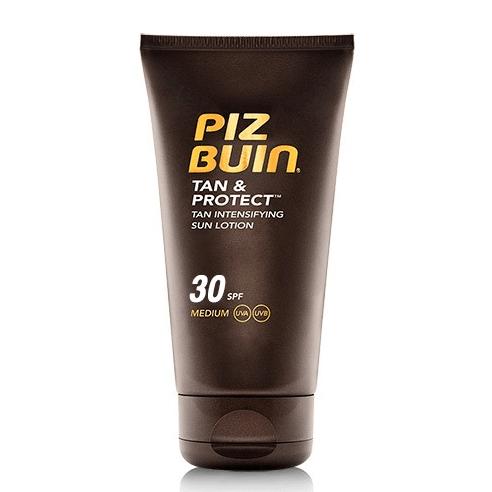 Piz Buin Tan & Protect SPF30 Intensificadora Bronceado-Protección solar