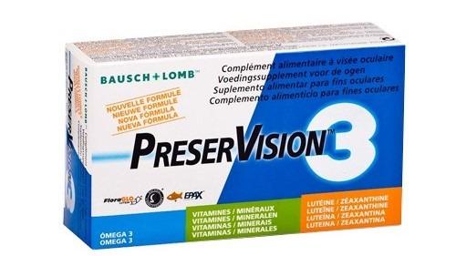PreserVision 60 cápsulas