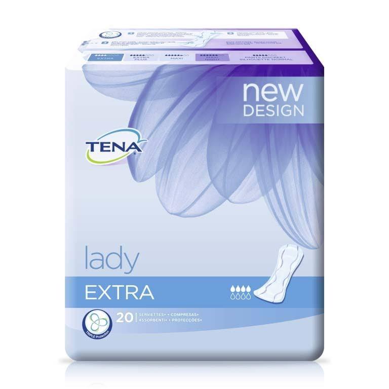 Tena Lady Extra 20 Uds